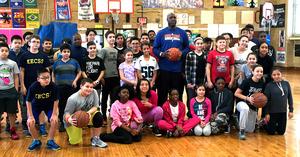 NIA Basketball Clinic