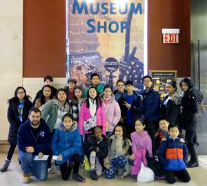 NIA/281 AMNH Trip