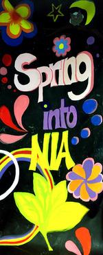 NIA/IS 303 Art Banner