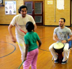 NIA/CWC Capoeira