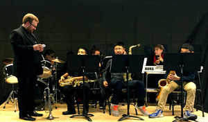 JazzBand-performing